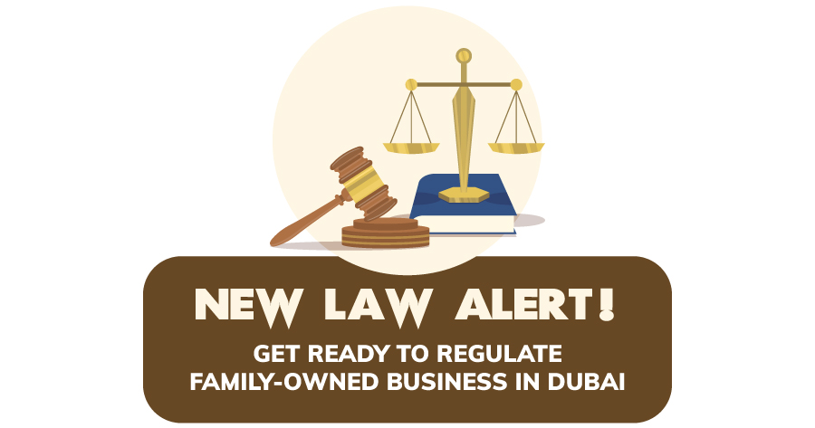 Dubai's New Law to Regulate a Family Owned Business